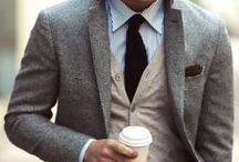 For him / Men's fashion / by Alexis Zamchick Farber