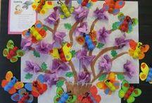 Bulletin Board Ideas for classroom / by Mary Alcorn