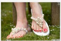Fancy Flip Flops / by Anastasia Hacker