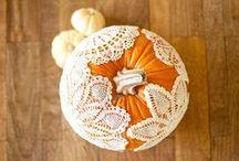 pumpkin season (autumn) / pumpkin, spice, & everything nice. / by Crys Coles