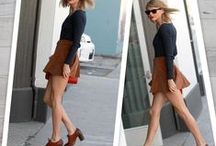| SPOTTED | / The hottest bloggers and celebrities who've been spotted wearing The Frye Company!