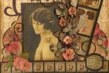 scrapbooks layouts and sketches / by Lisa Harder