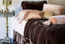 bedrooms / by judy l