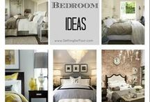 HOME: BEDROOM IDEAS / by Terri Strong Dufrene