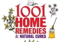 HEALTH: HOME REMEDIES  / by Terlyn Strong Dufrene