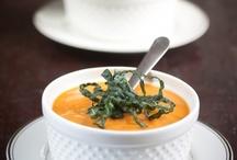 Vegetarian Soups / Healthy & Quick Vegetarian & Vegan Soups!