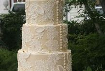 Wedding Cakes / by Debbie Morrison