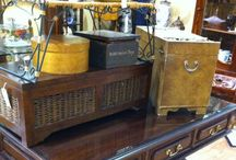 Another Time / Antiques collectables and furnishings.