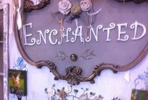 Enchanted Interiors / Enchanted Interiors offers a charming blend of unique home accessories, custom artwork, antiques and one of a kind pieces inspired by nature.