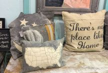 Rustica Design / We specialize in exceptional home décor, vintage finds, seasonal and unique gifts.