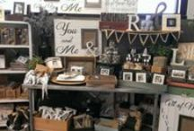 The Rusty Chandelier / Home decor, accessories, furniture, and HUGE seasonal selections.