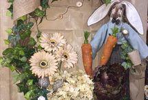 The Wreath Lady / Beautiful seasonal and custom wreaths.