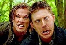 Sam & Dean  / by Makayla Davis