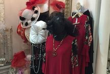 Ruby Rose Pearls / Ruby Rose Pearls designs one of a kind accessories, hats & Fascinators for Bridal, Derby & fashion events.