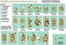 CRAFTS: JEWELRY / CHAINMAILLE / by Terri Strong Dufrene