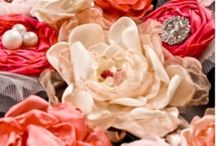 Sewing: Flowers & Embellishments / by Ashley Littlehorn