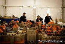 """Exposición Playmobil Antequera / Exposición de Playmobil en Antequera :""""Un paseo por la Historia"""""""