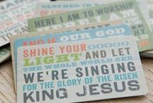 Lyrics for Life / New line for DaySpring, featuring lyrics from long-loved hymns and favorite worship songs!
