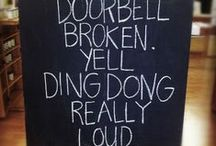 LOL! / Things that make us smile :)