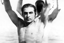 Rudolph Valentino / Read about the tragically short life of silent screen heart-throb Rudi Valentino here: http://weheartvintage.co/tag/rudolph-valentino/