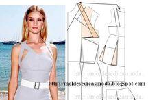 Fashion with molds / Como fazer / by Key Vieira