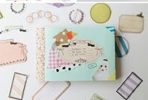 scrapbooking / by Crys Coles