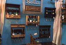 Bella Rustic / Unique customized home decor