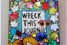 I wreck my journal !