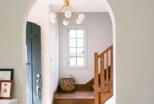 Entryways and Mudrooms / Ideas and inspiration for designing an inviting entryway or mudroom.  / by Bellacor