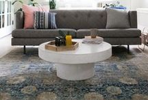 Loloi Rugs / Truly original and beautiful rugs and pillows. / by Bellacor