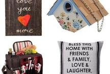 Mother's Day Gift Ideas / Fun and fabulous gift ideas for Mom!