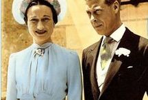 The Wedding of Wallis Simpson and Edward VIII / Check out my series on iconic wedding dresses here: http://weheartvintage.co/category/iconic-wedding-dresses/