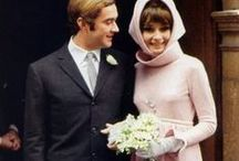 Audrey Hepburns Wedding Dresses / Check out my series on iconic wedding dresses here: http://weheartvintage.co/category/iconic-wedding-dresses/