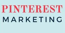PINTEREST MARKETING TIPS / On this board, you'll find everything about Pinterest for bloggers, including Pinterest marketing for bloggers, Pinterest for business, Pinterest tips, viral pins, and Pinterest algorithms.