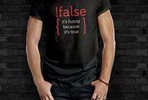 Koszulki dla Geeków / T-shirts for Geeks