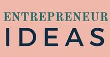 ENTREPRENEUR IDEAS / On this board, you'll find every about entrepreneur dieas, including make money blogging and business for the boss babe, girlboss, business goals, and tips, books, self care, mindset, motivation for the female entrepreneur, sales, digital product, online courses, goal setting for business.