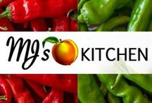 MJ's Kitchen Recipes / Spicy, easy and healthy recipes with a southwestern flare  #southwestern #recipes #green #red #Hatch #chile #chili