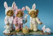 Cherished Teddies / by Carissa Justice Ford