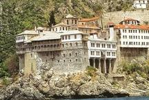 Athos Monasteries