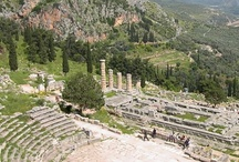 Archaeological Sites, Greece