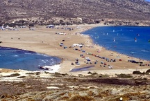 Beaches of Rhodes Island, Greece