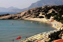 Beaches of Kos Island, Greece