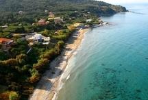 Beaches of Corfu Island, Greece