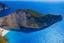 Beaches of Zakynthos Island, Greece