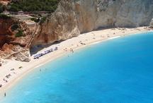 Beaches of Lefkada Island, Greece