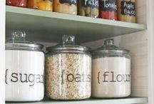 Food Storage & Preparedness: Freezing, Pantry, Emergency Ideas / by Gail Schwanitz