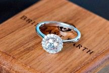 """Rings to Die For / To help """"Him"""" find the sparkler. / by Katie Fagan"""