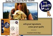 Dogs: Food & Health