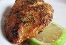 Recepten: Kip & Gevogelte/Poultry