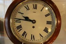 Antique Clocks / Always a Good selection of Antique and Vintage Clocks at Hemswell Antique Centres.